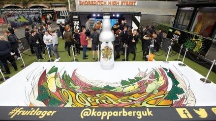 Kopparberg brand experience