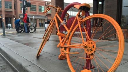 guerrilla marketing strategies orange bikes