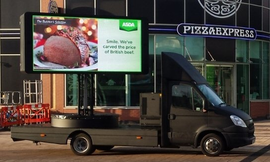 Asda Digivan