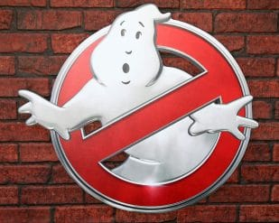 Ghostbusters experiential marketing campaign in London
